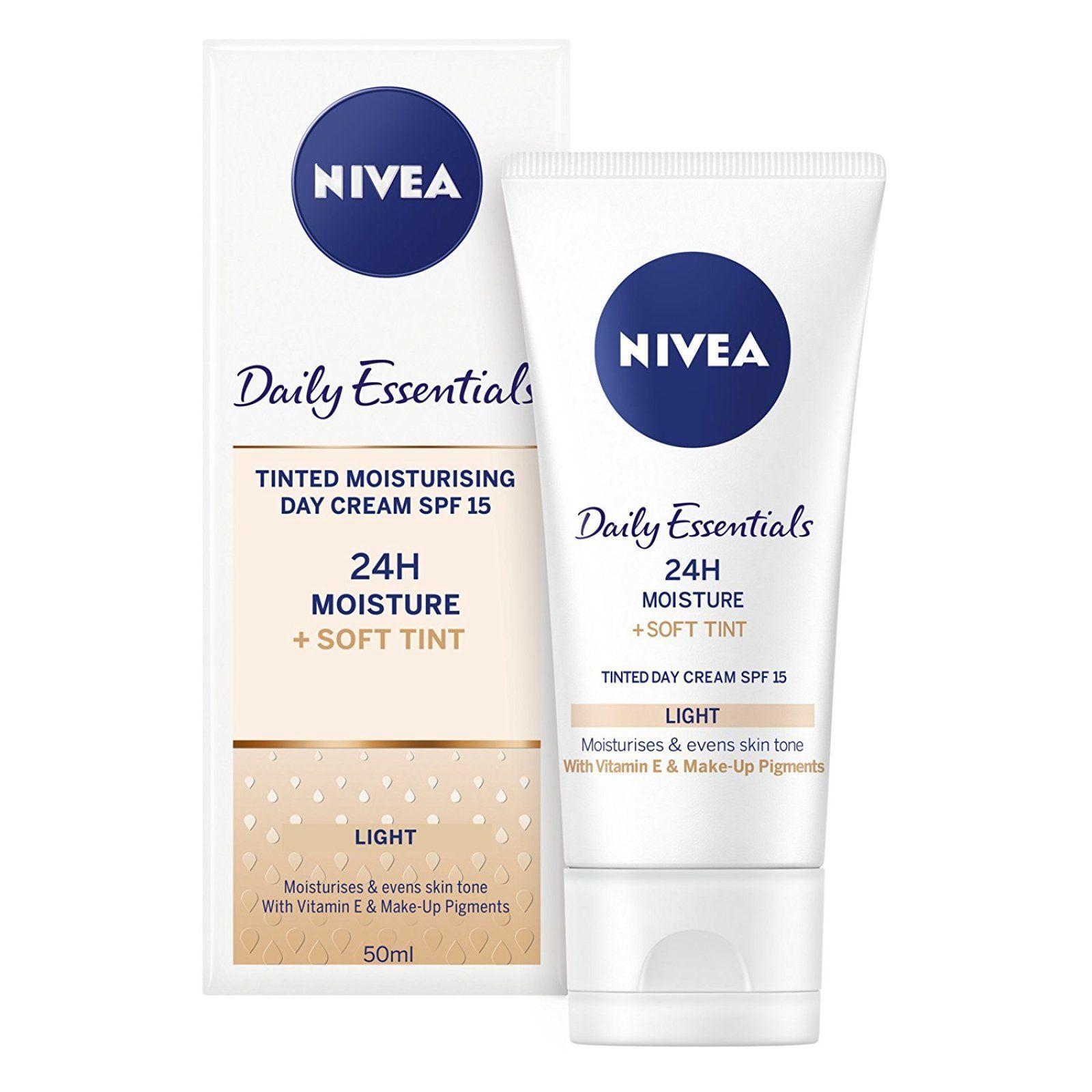 nivea tinted moisturiser