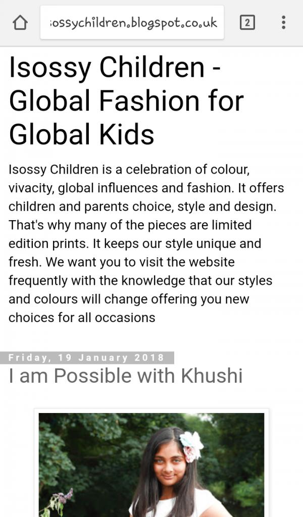 Isossy Children