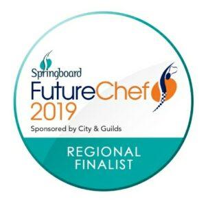 FutureChef Regional Finalist